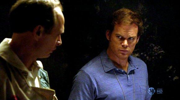 ¿Qué está pasando, Dexter?