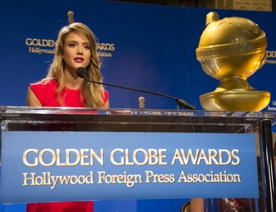 Las nominaciones a los Globos de Oro 2013