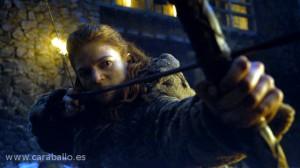 Juego de Tronos 4x09. «Los vigilantes del Muro» Ygritte: «No sabes nada Jon Nieve»