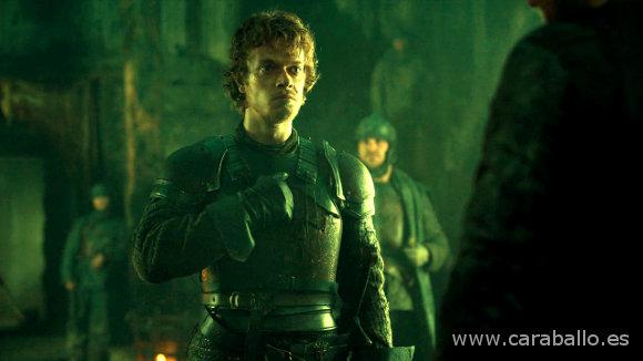 Juego de Tronos - La Montaña y la Víbora. Theon Greyjoy: «Lo que está muerto no puede morir»