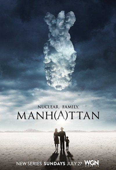 Manhattan - La nueva serie de WGN America