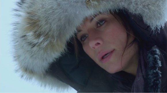The Last Ship - La doctora Rachel Scott no necesita protección contra el frío