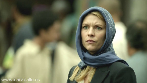 Homeland, Cuarta Temporada - Carrie Mathison