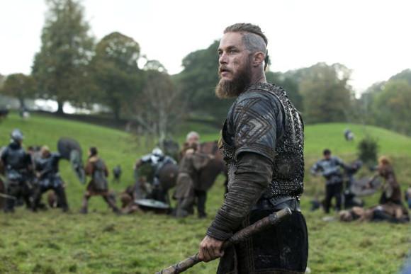 T2 de Vikings - Ragnar Lothbrok