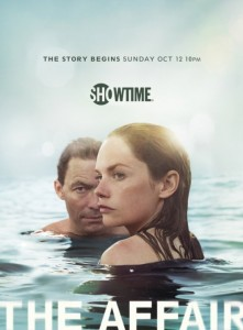 The Affair, con Dominique West y Ruth Wilson