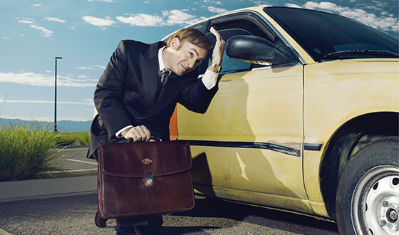 Better Call Saul - Bob Odenkirk es Jimmy McGill