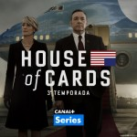 Tercera temporada de House of Cards T3 - Los Underwood en el Air Force One