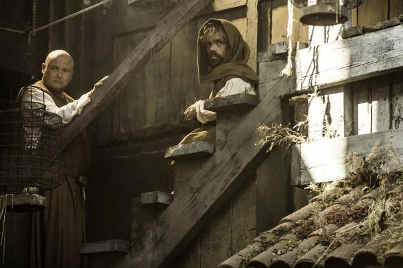 Juego de Tronos - Tyrion y Varys en Volantis