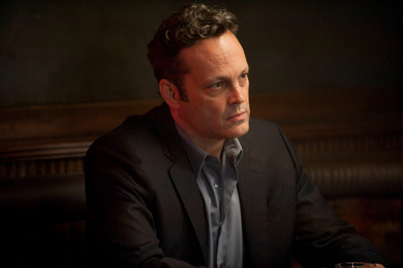 True Detective T2 - Vince Vaughn es Frank Semyon