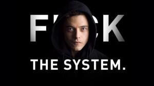 Mr Robot. f---thesystem