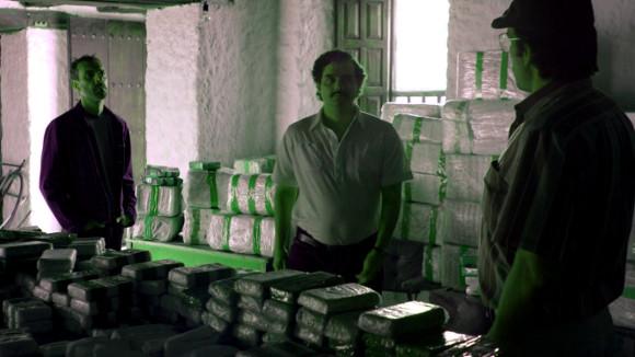 Narcos - Pablo Escobar y la coca