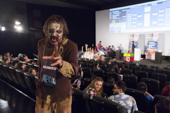 Festival de Series 2015 - Cinesa Proyecciones. o cómo hacer el ridículo gracias a Ted Danson