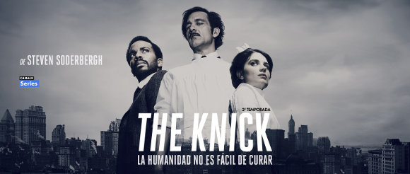 The Knick T - La humanidad no es fácil de curar