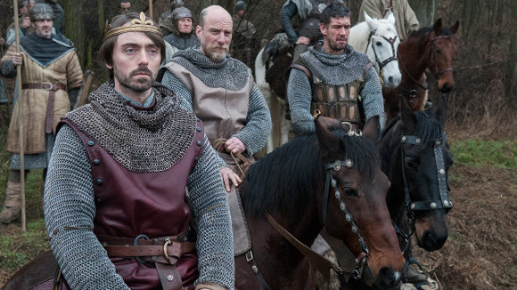 The Last Kingdom - El rey Alfredo de Wessex