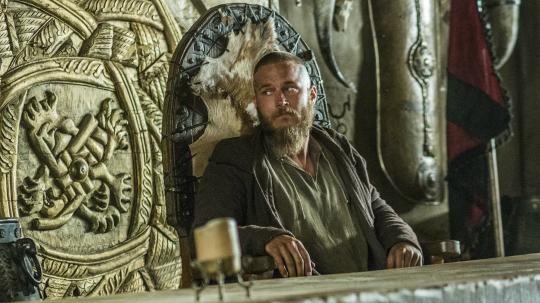 Vikingos T3. El rey Ragnar Lothbrok