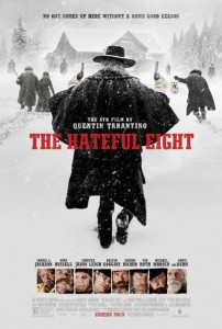 Los odiosos ocho (The Hateful Eight) - Cartel