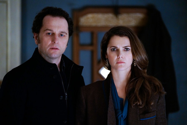 The Americans - Elizabeth y Philip Jennings