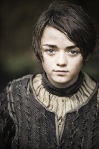 Arya Stark recuerda...