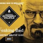 Breaking Bad, estreno de la Cuarta Temporada