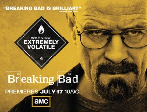 Breaking Bad, estreno de la Cuarta Temporada