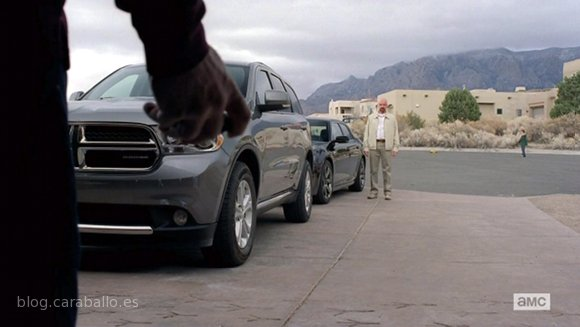 Breaking Bad 5x10. 'Buried'. Walter contra Hank.