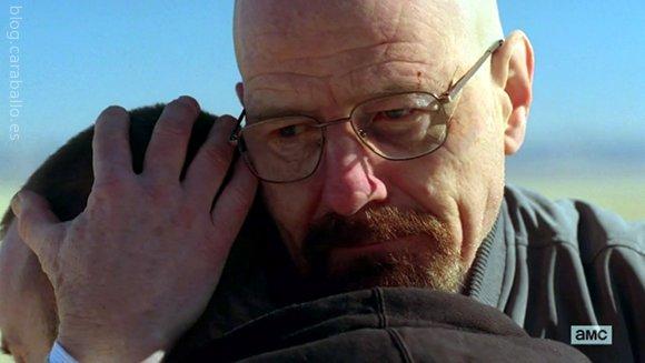 Breaking Bad 5x11. 'Confessions (Confesiones)'. El abrazo de Walter... o de Heisenberg.