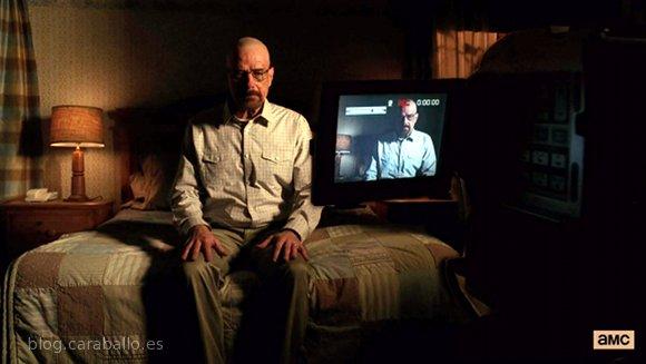 """Breaking Bad 5x11. 'Confessions (Confesiones)'. La """"sincera"""" confesión de Walter Hartwell White."""