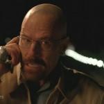 Breaking Bad 5x14. Ozymandias. Walter haciéndose pasar por Heisenberg.