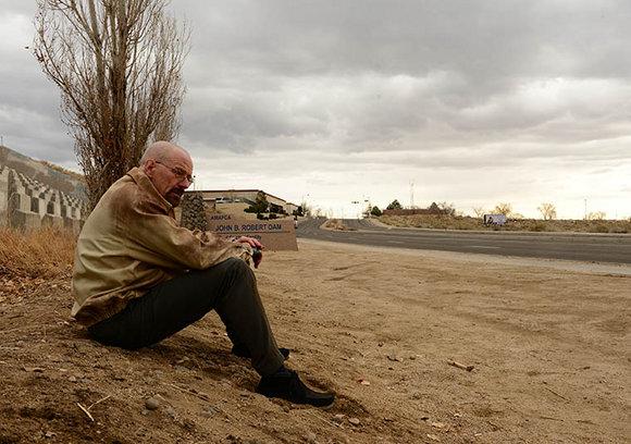 Breaking Bad 5x14. Ozymandias. La soledad de Walter - Foto: Ursula Coyote/AMC.