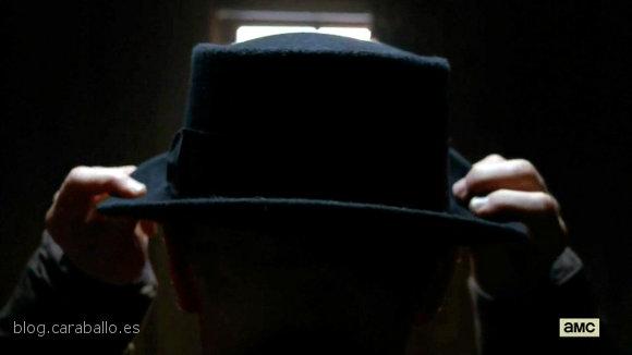 Breaking Bad 5x15. Granite State. El sombrero negro de Heisenberg.