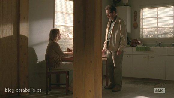 """Breaking Bad Finale. Episodio 5x16. Felina. Walter """"Todo lo que he hecho...""""."""