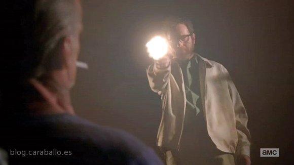 Breaking Bad Finale. Episodio 5x16. Felina. Walter ajustando cuentas.