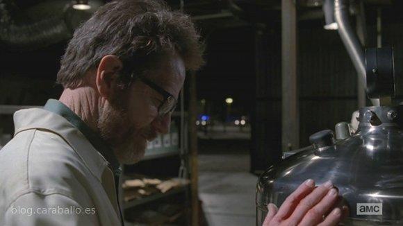 Breaking Bad Finale. Episodio 5x16. 'Felina'. Walter se despide de su auténtico amor.
