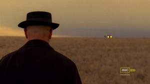 Breaking Bad. Mr Heisenberg camina otra vez.