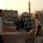 Carrie y Saul en Beirut.