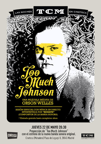 'Too Much Johnson', la película perdida de Orson Welles