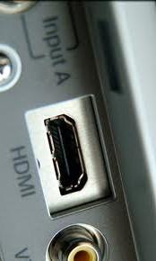 Conector HDMI.