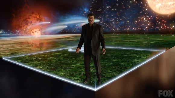 Cosmos: A SpaceTime Odyssey - Presentado por Neil deGrasse Tyson