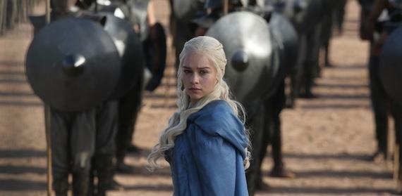 Daenerys en la Tercera Temporada