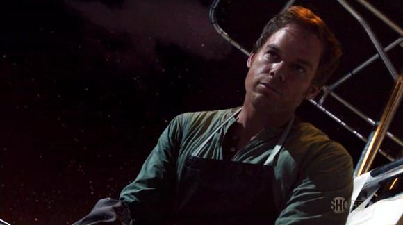 Dexter se descubre a sí mismo.
