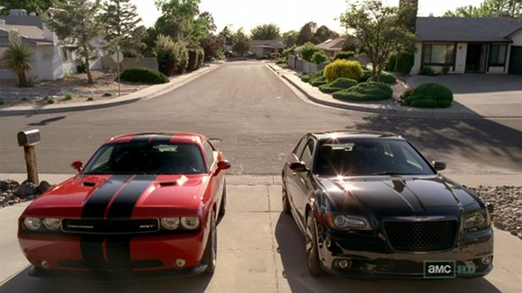 Dodge Challenger SR y Chrysler 300