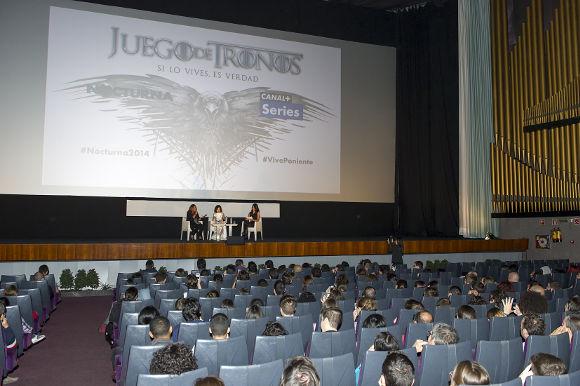 Encuentro con Sibel Kekilli en los Cines Palafox