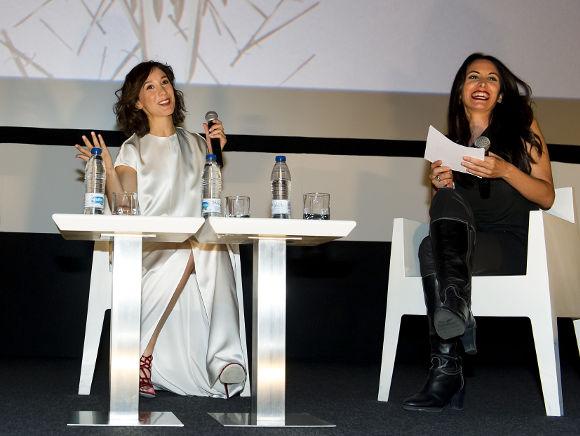 Sibel Kekilli entrevistada por Isabel Vázquez