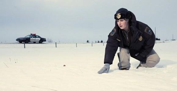 Fargo - La nieve es la protagonista. Allison Tolman es Molly Solverson