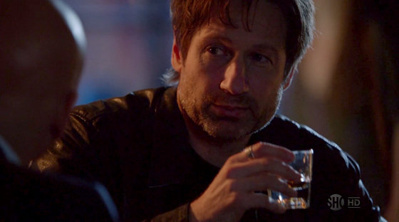 Hank Moody se sumerge en alcohol en la sexta temporada de Californication