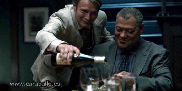 """Hannibal - Kaiseki. """"Nunca me siento culpable por comer cualquier cosa"""""""