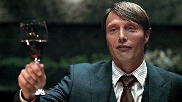 Hannibal Lecter, interpretado por Mads Mikkelsen