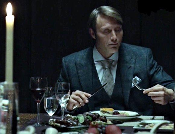 Hannibal. Todo un sibarita