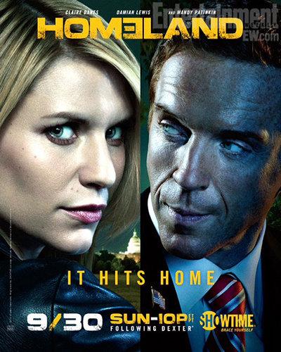 Homeland, una de las series más esperadas, regresa en octubre.