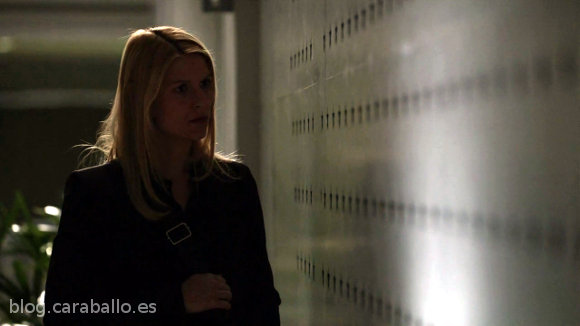 Homeland - Tercera Temporada. The Star (La Estrella). Carrie.